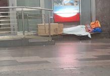Emergenza clochard Catania