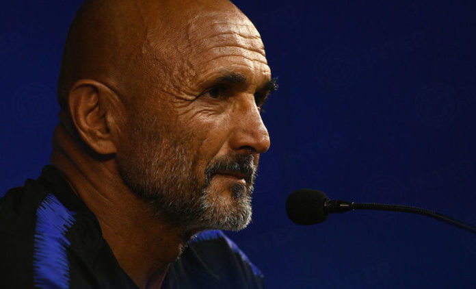 Inter parma prepartita luciano spalletti