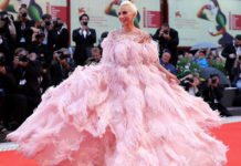 Red carpet di Venezia Lady Gaga