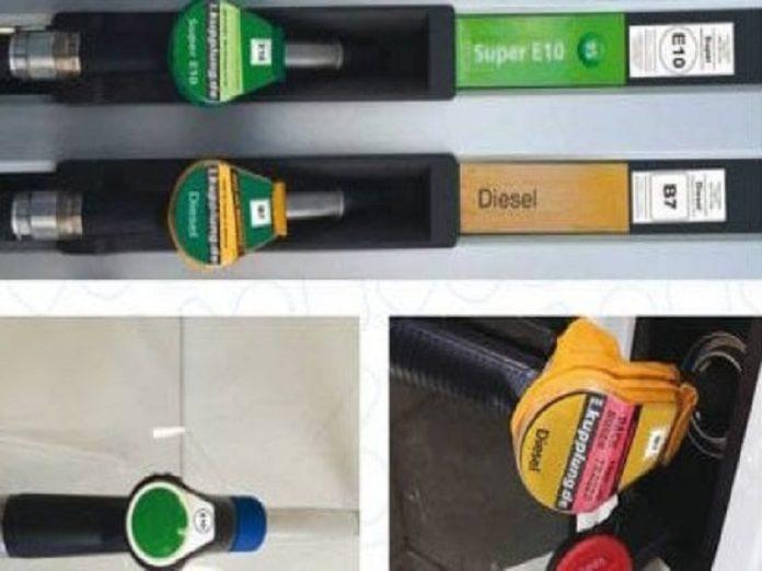 bollini benzina