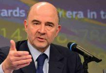 Moscovici sulla manovra economica