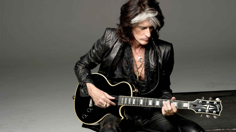 Joe Perry chitarrista degli Aerosmith