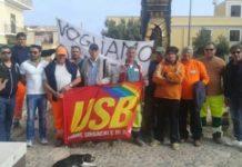 Lampedusa gli operatori ecologici sono disperati