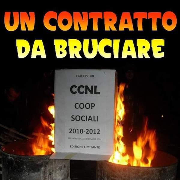 Sciopero Usb cooperative sociali domani a Montecitorio