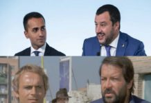 Come Bud Spencer e Terence Hill Salvini e Di Maio