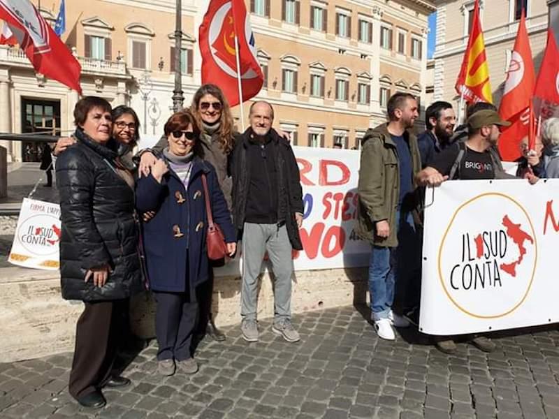Difendiamo il sud assemblea Napoli