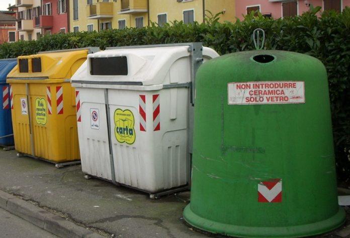rifiuti a Catania