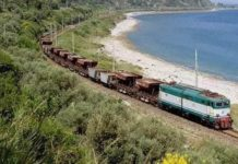ferrovie sicilia binario unico