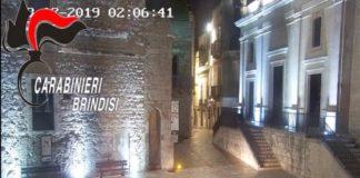 preso autore graffiti Cisternino