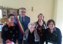 Belpasso 103esimo compleanno di nonnina maria