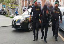 Catania traffico di droga internazionale