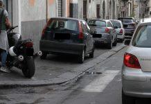 catania parcheggio selvaggio