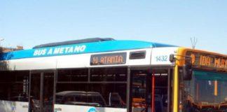 rissa su autobus amt