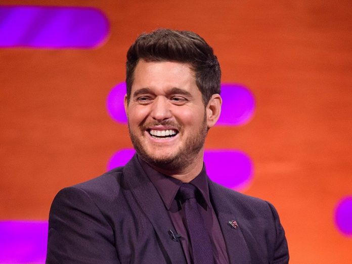 michael bublé in italia