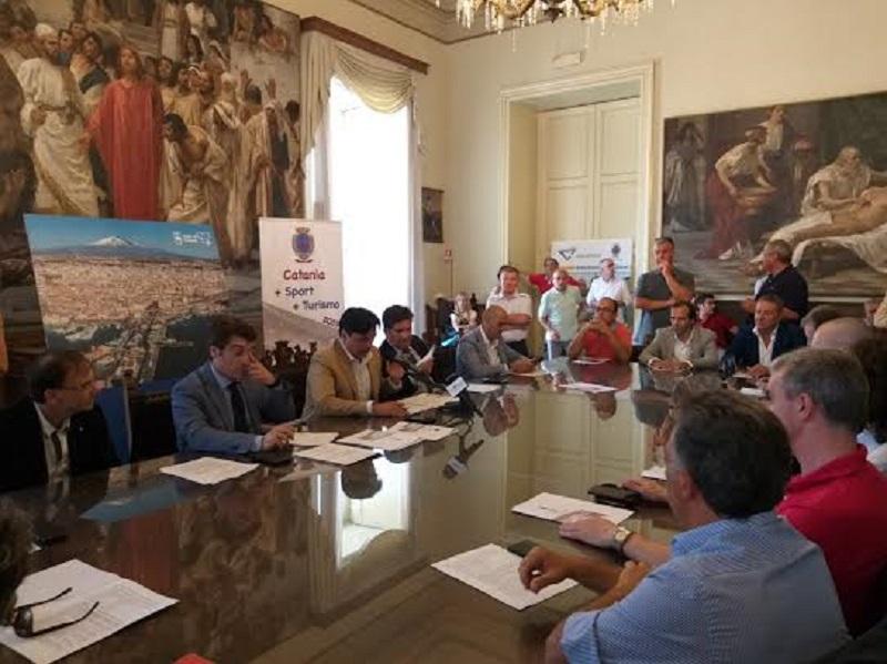 Sport, Comune incentiva gli eventi sportivi a Catania. Pogliese