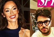Raffaella Fico in love con Francesco Caserta