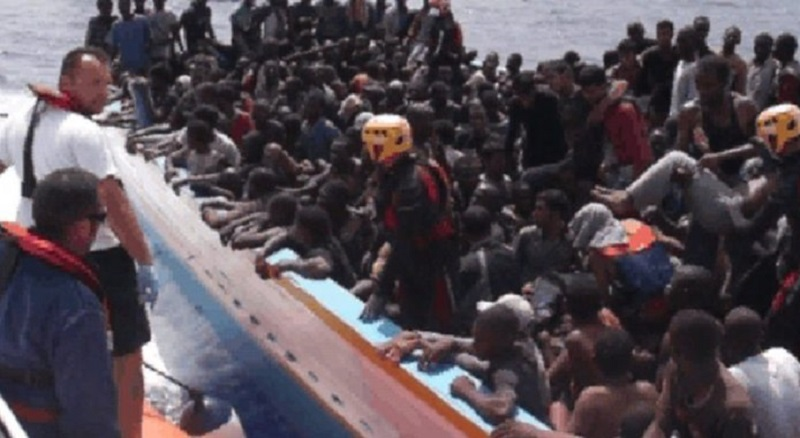 nuovo sbarco a lampedusa